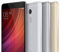 "Смартфон Xiaomi Redmi Note 4, 3/32Gb, 10 ядер, 13/5Мп, 2sim, экран 5.5"" IPS, 4100mAh, GPS, 4G, Android 6.0"