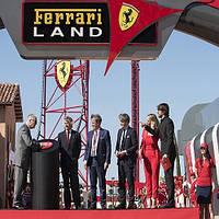 Парк Ferrari Land открылся в PortAventura