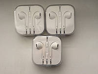 Оригинал наушники Apple EarPods with Remote and Mic