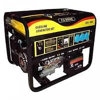 Бензиновый генератор FORTE FG6500E на 5,5 кВт. 220 V