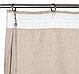Палочка для штор металлическая белая 1.25м, фото 3