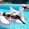 Modarina Надувной матрас Белый Лебедь Classic 190 см