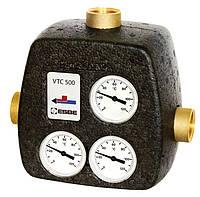 """Термостатический смесительный клапан ESBE для защиты твердотопливных котлов внутр. резьба Ø 1 1/2"""" (Kvs=8) VTC531, 55ºC"""