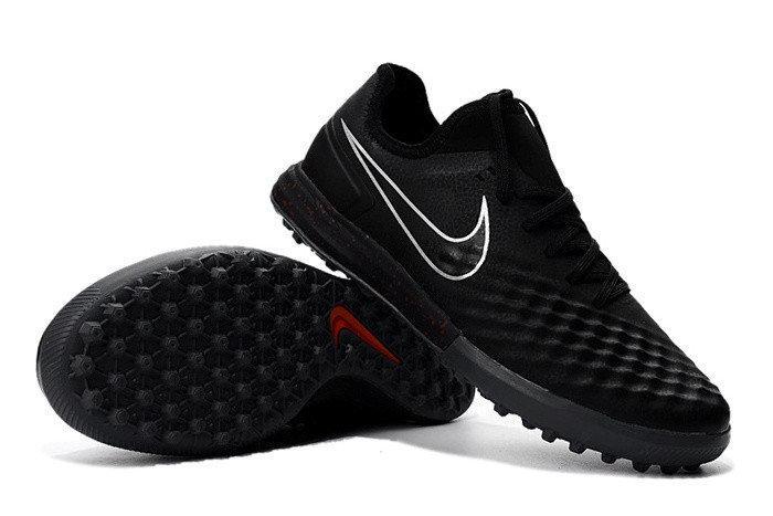 369caaf8 Бутсы сороконожки Nike MagistaX Finale II TF black от интернет ...