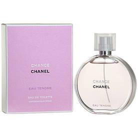Chanel Chance Eau Tendre (Шанель Тендер), женская туалетная вoда, 100 ml