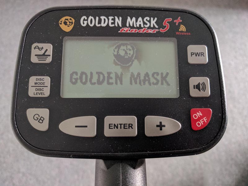 Golden Mask 5+ SE light