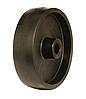 Колеса армированные из высококачественного полиамида-6 диаметр 150 мм