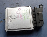 Блок управления двигателем ( ЭБУ )FordConnect 1.8tdci2002-20132T1A12A650DE, 12220530, R0411C005E, DWDU, DW