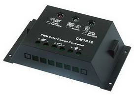 Контроллер заряда СМ1012+USB (10А 12В)