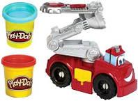 Плей До Бумер Пожарная машина Play Doh Hasbro