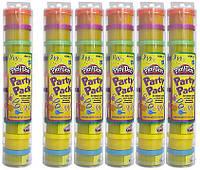 Тубус Плей До с 10 баночками пластилина Play Doh Hasbro