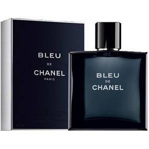 Chanel Bleu de Chanel (Шанель Блю Де Шанель), мужская  туалетная вoда, 100 ml