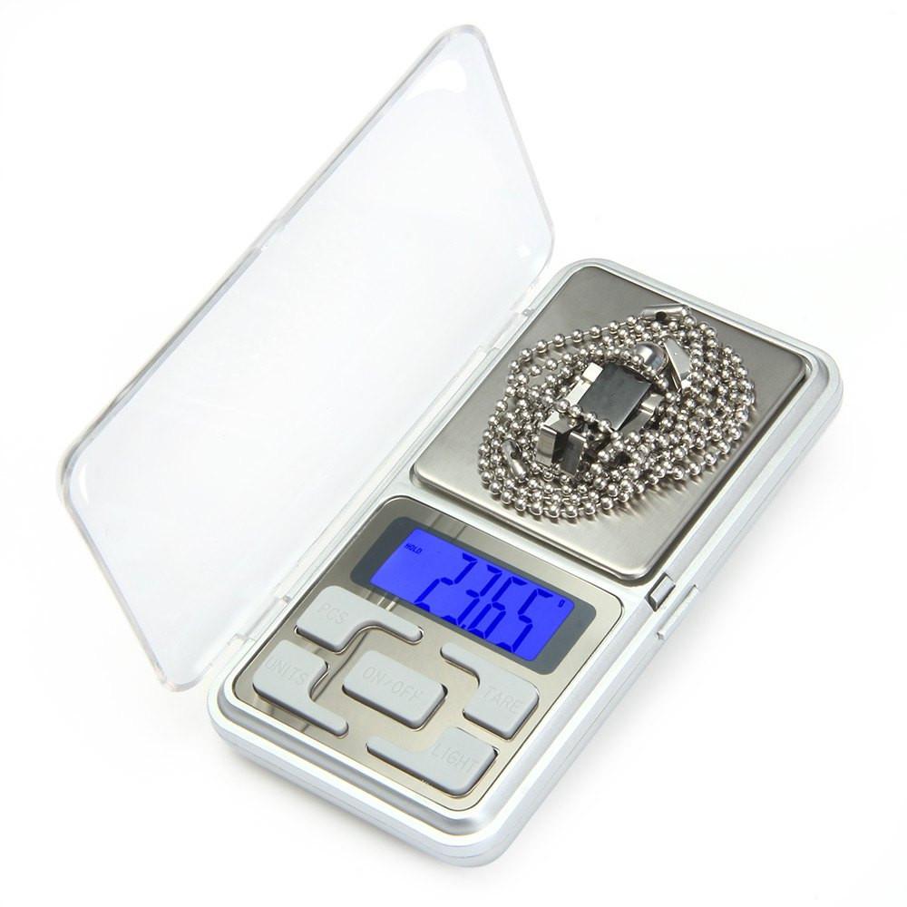 Ювелирные электронные весы 0,01-200 гр карманные Pocket Scale