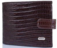 Классическое кожаное портмоне для мужчин  DESISAN (ДЕСИСАН) SHI087-142