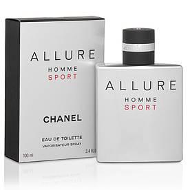 Туалетная вода мужская Chanel Allure Homme Sport, 100 мл