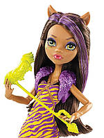Клодин Вульф кукла серии Танец без страха Школа Монстер Хай, Monster High Dance The Fright Away Clawdeen Wolf