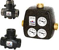 Термостатический смесительный клапан ESBE для защиты твердотопливных котлов