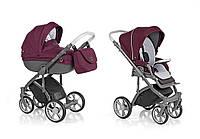 Детская коляска 2 в 1 ROAN BASS SOFT Basic Red Vine