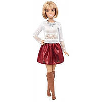 Барби - Модница Стильная, Миниатюрная, невысокая куколка Barbie Fashionistas