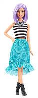 Модница Барби кукла Виолетта, Barbie Fashionistas, 18 Va-Va-Violet