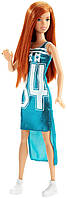 Кукла модница Barbie Fashionistas 16 Team Glam Original