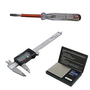 Измерительные приборы, инструменты