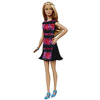 Барби Модница высокая кукла Barbie Fashionistas Doll 28 Floral Flair