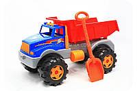 Автомобиль Супер Маг ОРИОН 801 (большой, с песочной лопаткой)