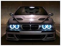 Жабры воздухозаборники на капот BMW E39