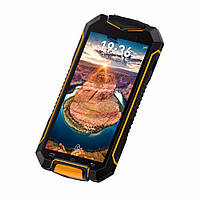 "Смартфон Geotel A1 orange (""4,5; памяти 1/8; 3400 мАч, android 7.0), фото 1"