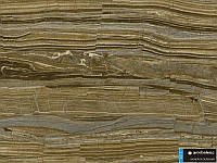 Декоративный пластик  монерон зеленый 4015