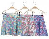 Юбки для девочек на лето рост 92 -98 см, ТМ Glo-story GQZ-8979, фото 2