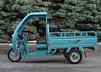ГЕРКУЛЕС ЭЛЕКТРО S (Базовая) (60V/1000W) (Кузов 1500×1000×860, редуктор)