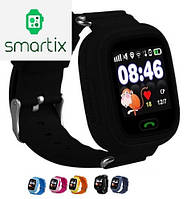 Детские умные GPS часы smart baby watch Q100 (Q90) Гарантия