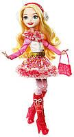Кукла Эппл Вайт серия Эпическая Зима Эвер Афтер Хай, Ever After High Epic Winter Apple White