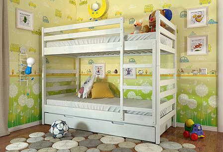 Двухъярусная кровать трансформер Рио, фабрика Арбор Древ, фото 2