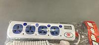 Удлинитель с автоматом защиты