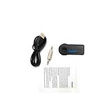 Bluetooth адаптер бездротової аудіо MP3 WAV приймач/ресивер AUX 3.5, фото 2