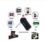 Bluetooth адаптер бездротової аудіо MP3 WAV приймач/ресивер AUX 3.5, фото 5