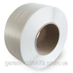 Полипропиленовая лента 1608 белая (1,5км/б)
