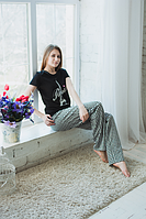 Пижама женская Париж