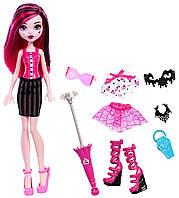 Оригинальная кукла Монстр Хай Дракулаура серия Модницы и днём и ночью, Monster High Day-To-Night Fashions