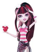 Кукла Монстер Хай Дракулаура из серии Побережье Черепа, Monster High Skull Shores Draculaura