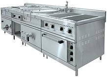 Тепловое оборудование предприятий общественного питания