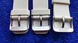 Ремешок для смарт часов Samsung Gear S2 размер S. ОРИГИНАЛ белый, фото 3