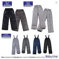 Брюки для мальчика/девочки Z51-16/52-15  BABYLINE (TM: Libellule)