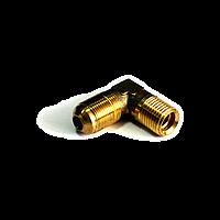 Угольник для мультиклапана G1/4 / M14x1 (8 мм-8 мм)