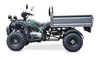 Квадроцикл Hummer 200 Cargo