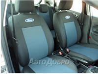 Авточехлы для салона Ford Transit c 2000-2006 (бугры)