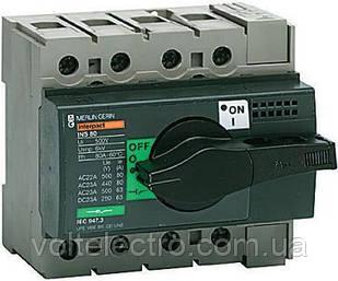 Выключатель-разъединитель Compact INS63 - 3 полюса - 63 A